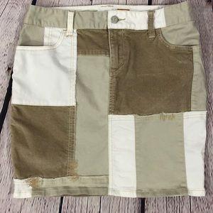 Pilcro and the letterpress skirt